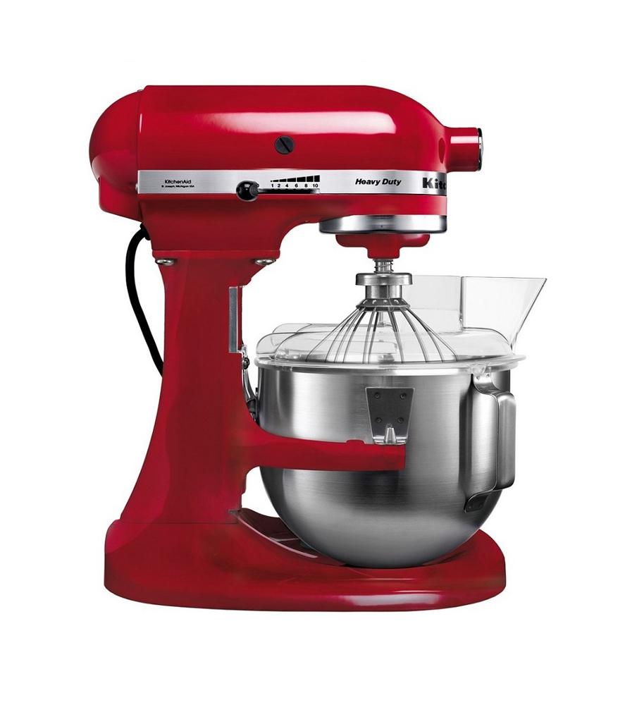 KitchenAid Küchenmaschine 4.8L HEAY DUTY mit Schüsselheber 5KPM5
