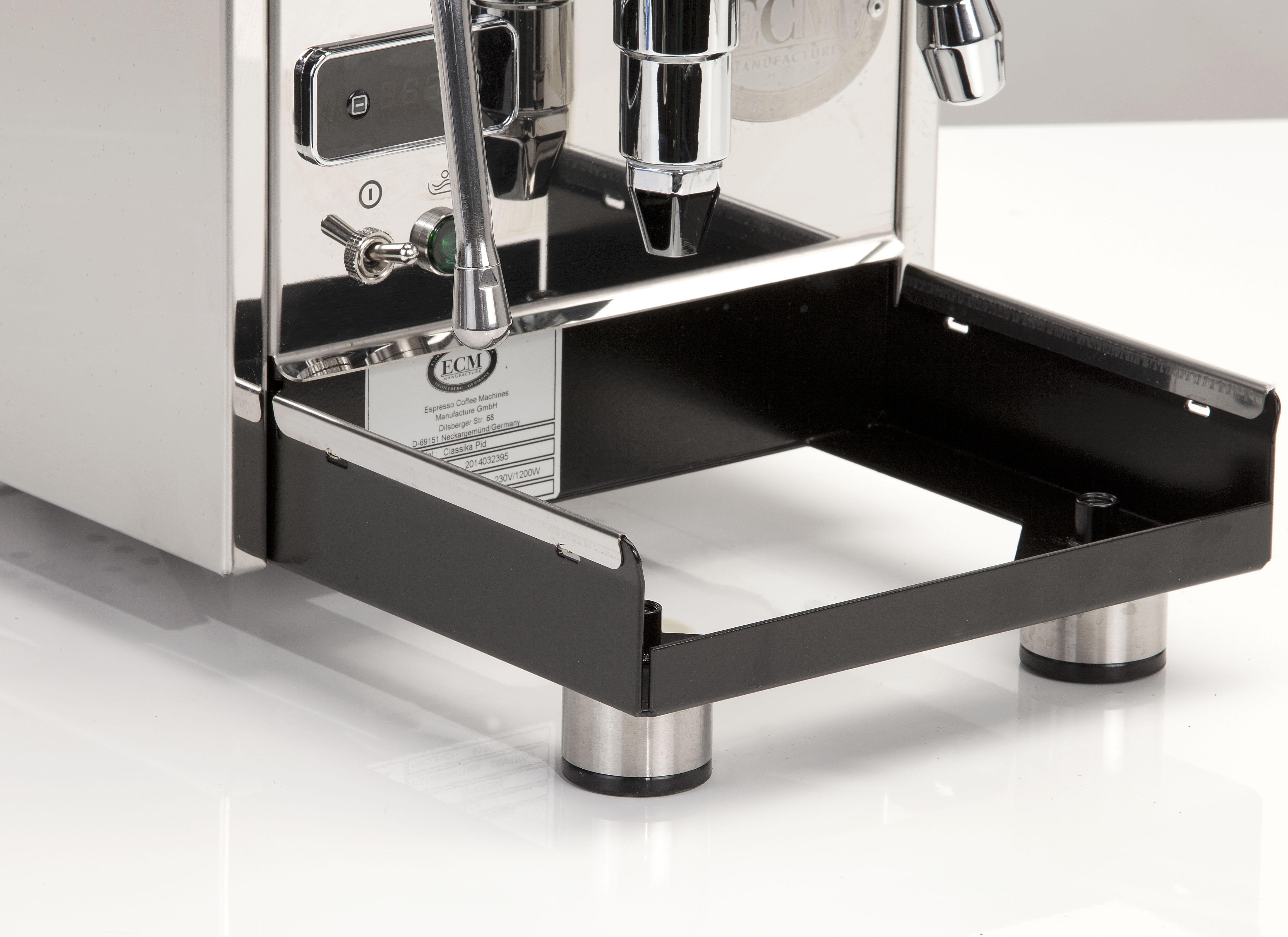 ECM Classika PID - Edelstahl poliert Siebträgermaschine