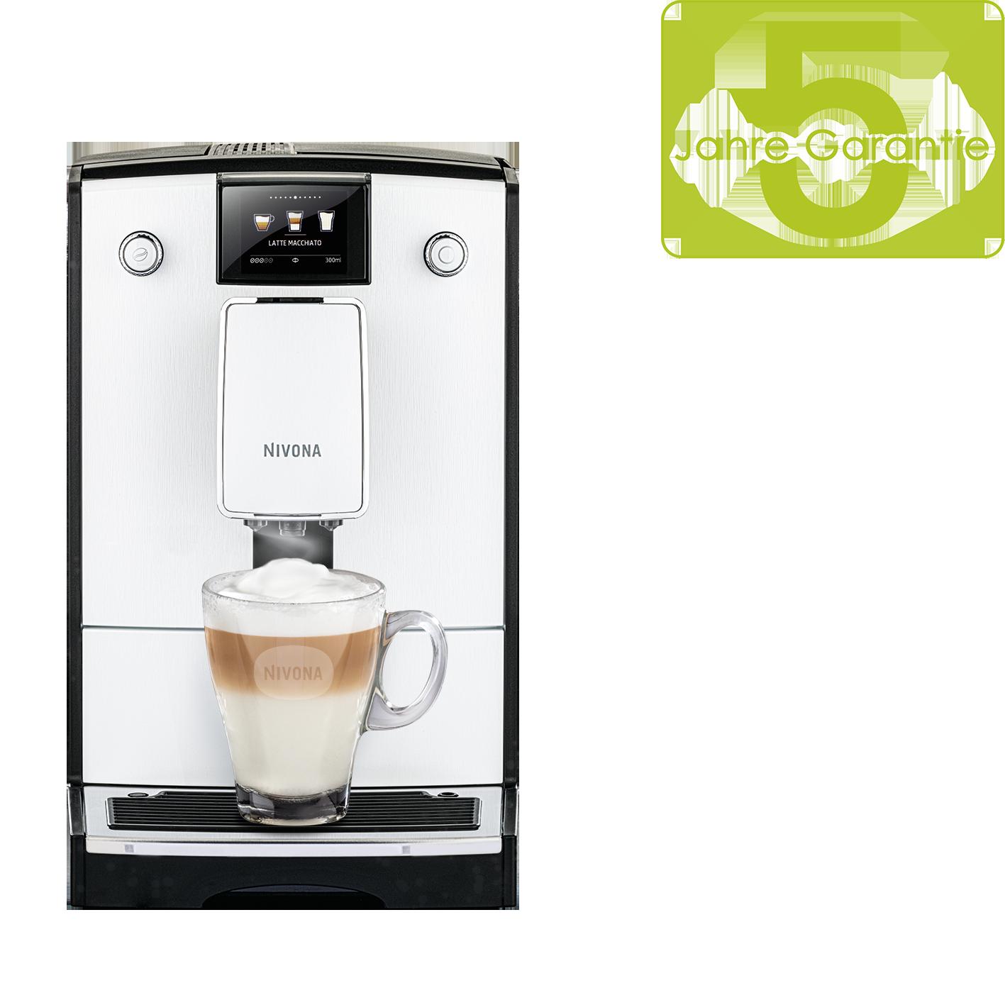 Nivona CafeRomatica 779 white line