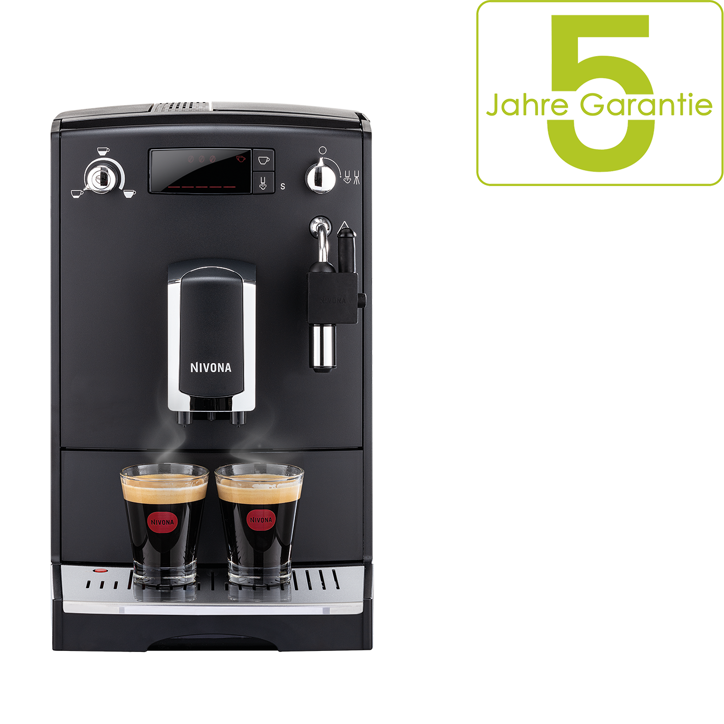 Nivona CafeRomatica 520 Matt-Schwarz