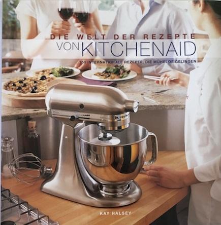 """KitchenAid - """"Die Welt der Rezepte"""""""