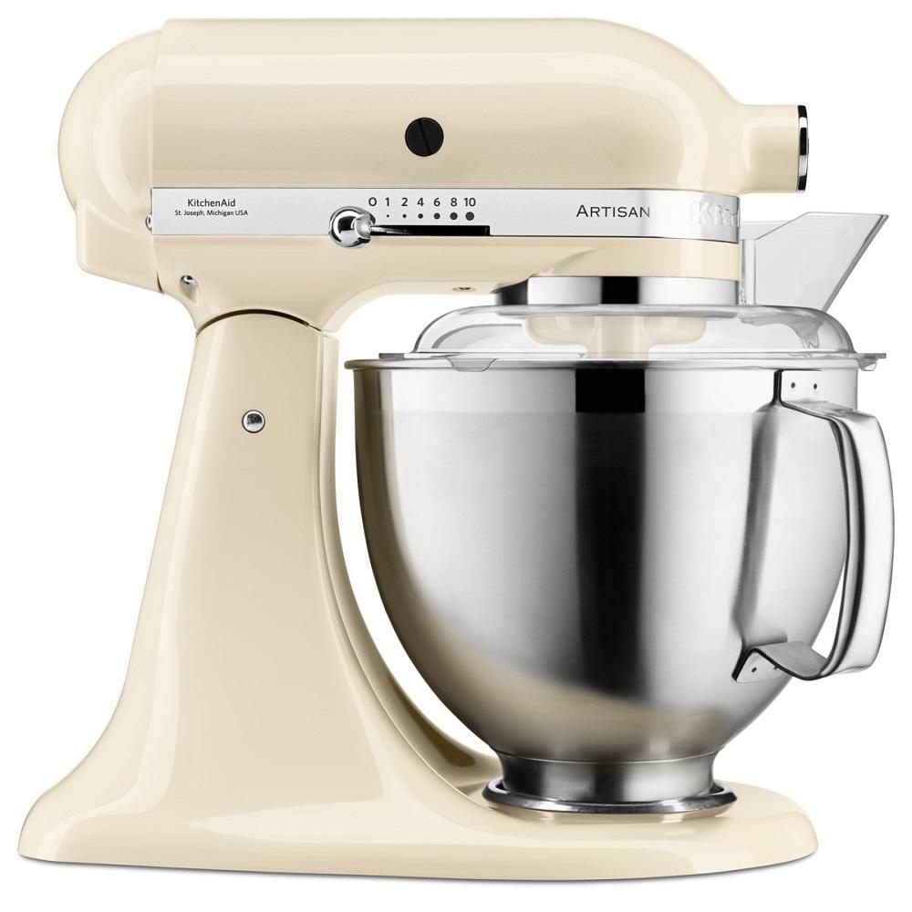 KitchenAid Küchenmaschine 4.8L Artisan Kippbarer Motorkopf 5KSM185PS