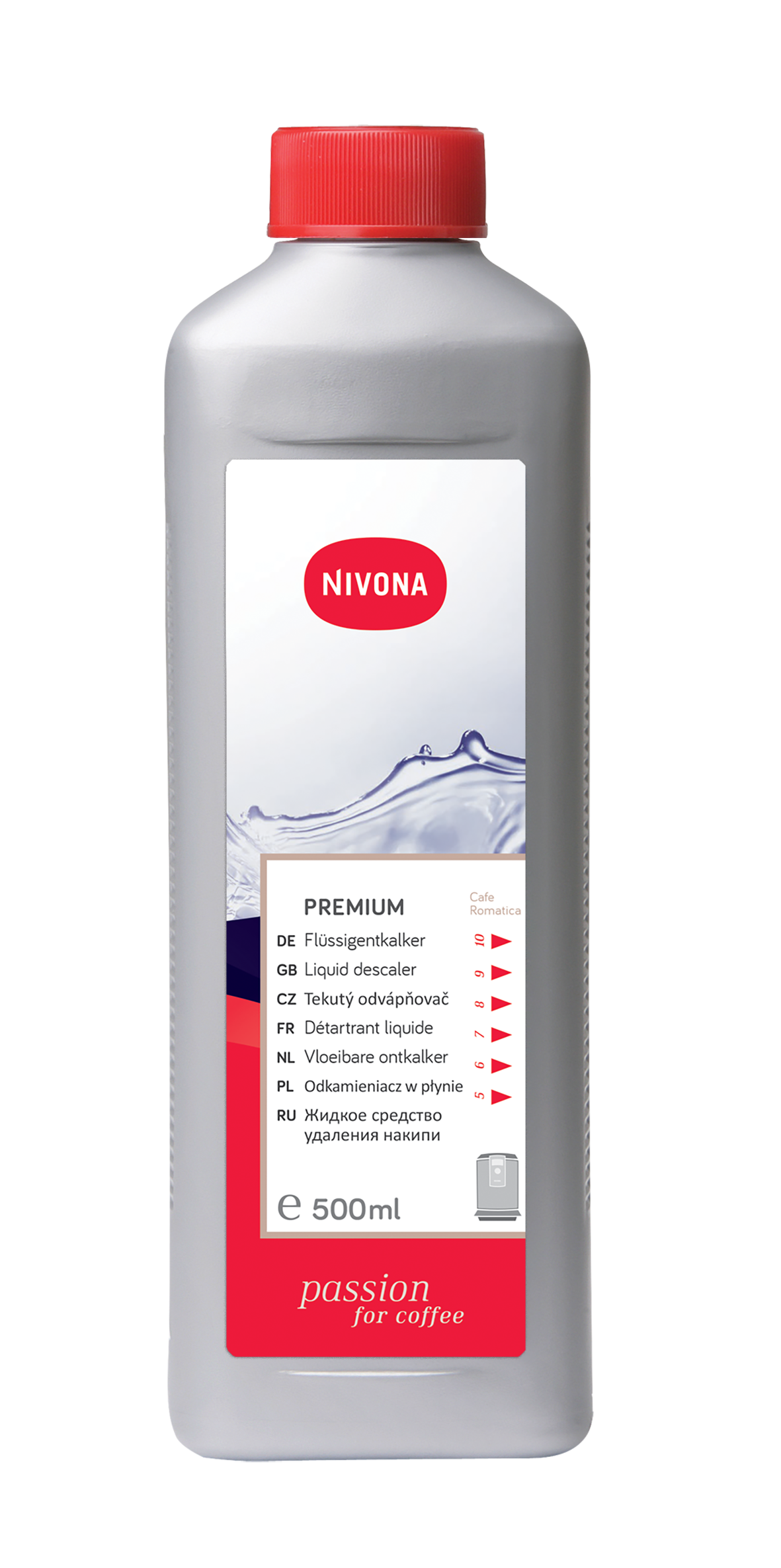 Entkalker SPEZIAL- Nivona - PREMIUM Flüssigentkalker