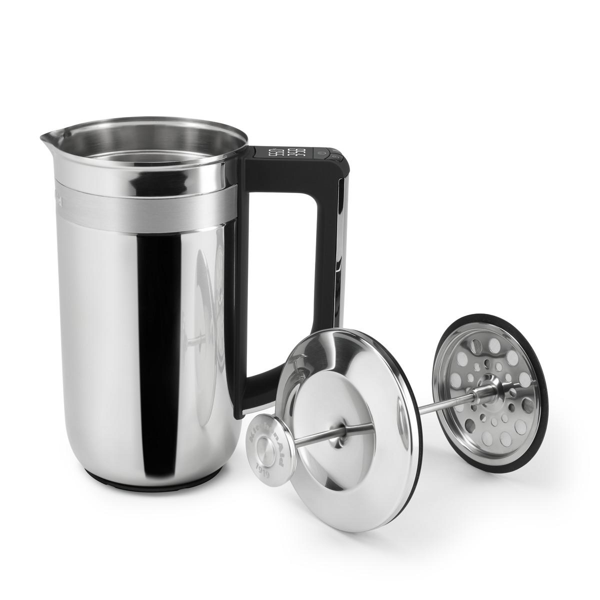 "KitchenAid Kaffeezubereiter ""Artisan"" Präzisions-Presse 5KCM0512ESS"