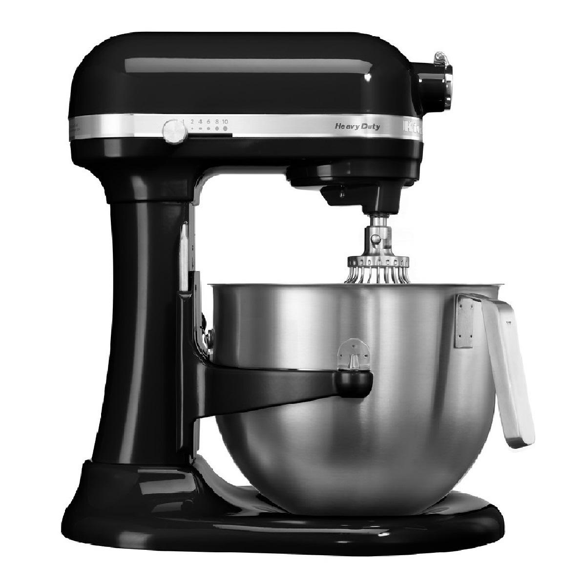 KitchenAid Küchenmaschine 6,9L HEAVY DUTY mit Schüsselheber 5KSM7591X