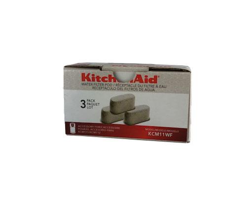 KCM11WF - 3er-Pack Aktivkohle-Filter für KCM1204