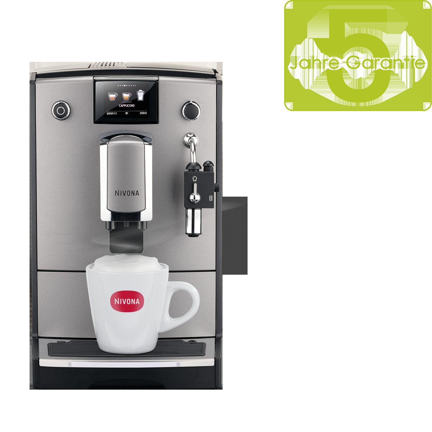Nivona CafeRomatica 675 Titan