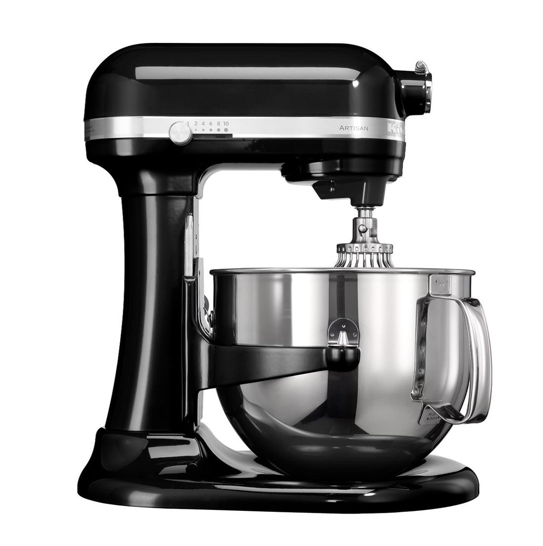 KitchenAid Küchenmaschine 6,9L Artisan mit Schüsselheber 5KSM7580X