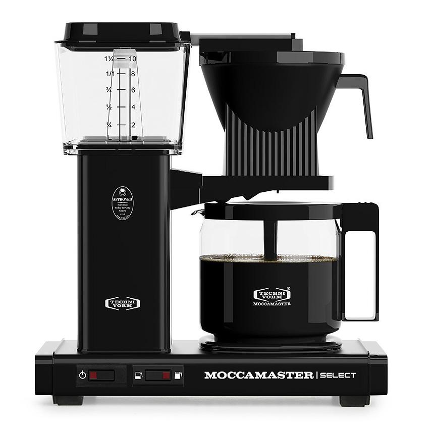 Moccamaster KBG Select - Black