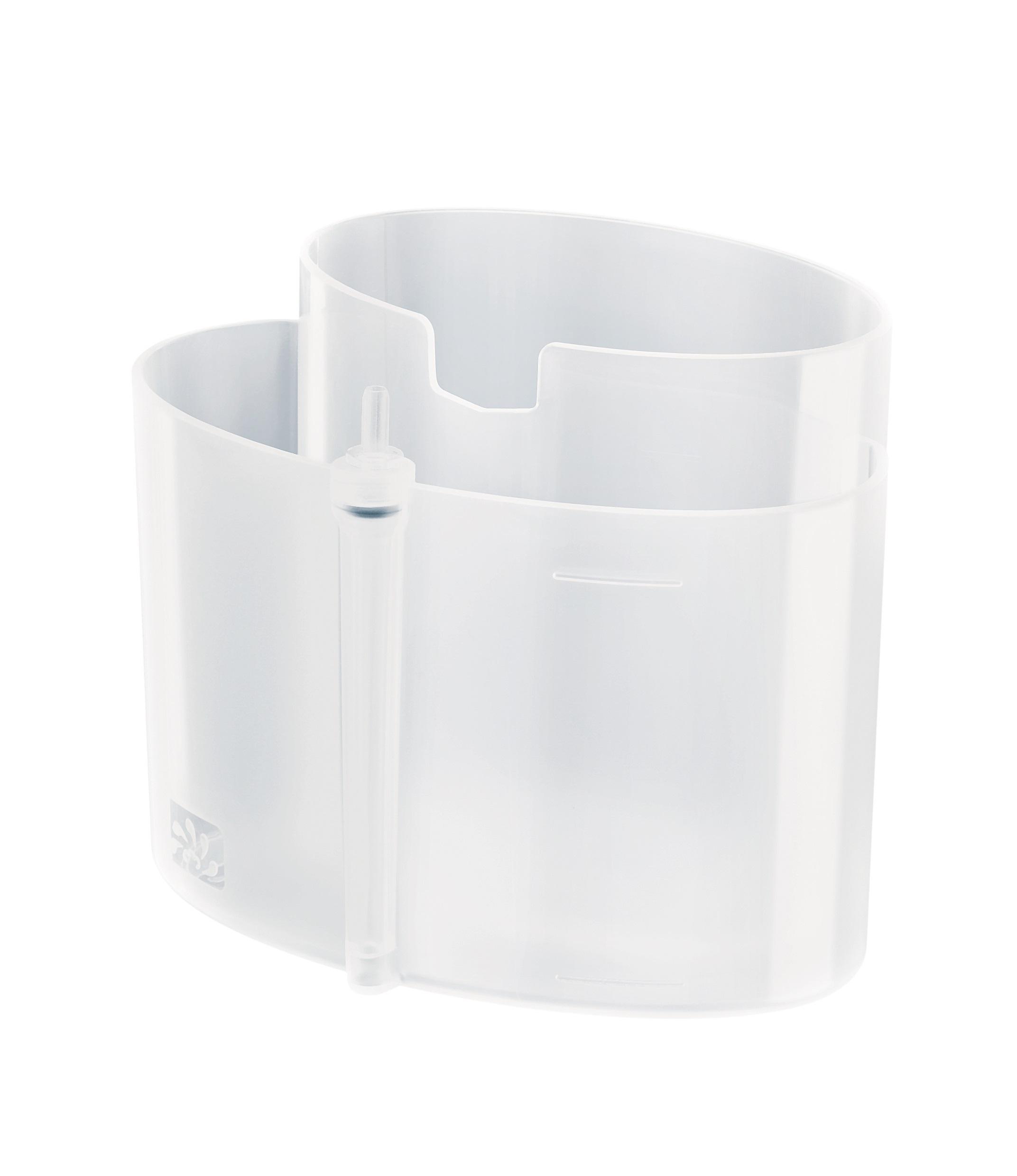 Behälter für Milchsystem Reinigung inkl. 100ml Reiniger