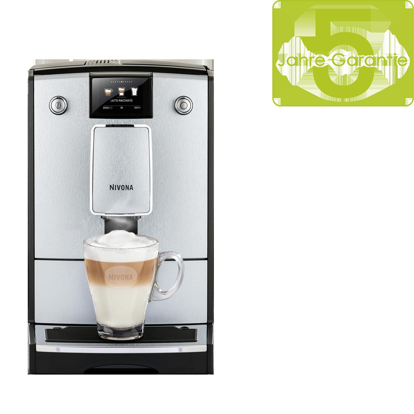 Nivona CafeRomatica 769 silver line